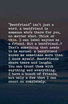 friends quotes deep Friendship Quotes for girls distance My Best Friend Quotes, Best Friend Quotes Meaningful, Besties Quotes, Bffs, Bestfriends, Letter To Best Friend, Forever Friends Quotes, To My Best Friend, More Than Friends Quotes