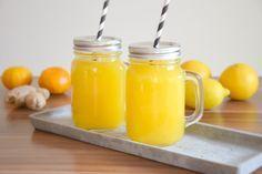Nie wieder krank – mit diesem goldenen Vitamindrink