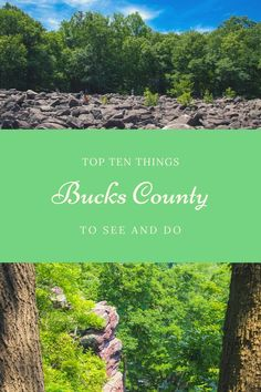 Be amazed by all the unique and wonderful things you can see and do in Bucks County PA. Explore castles, rock climb, see Big Bird and so much more. It's fun for the whole family.