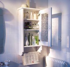 IKEA Banyo - Küçük mekanlar yaratıcı çözümler ister