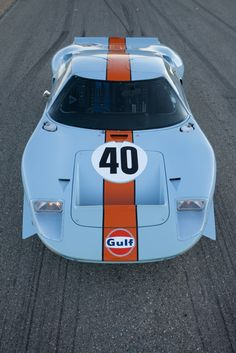 Ford GT40 the Original
