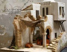 Lola Simon's Sceneries. : Alfarería