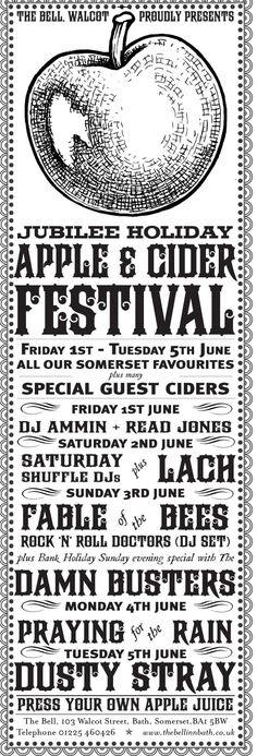 Jubilee Cider Festival 2012