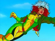 x-men 90's animated series - Rogue