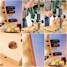 How to make Stand for Wine Bottles step by step DIY tutorial instructions, How to, how to make, step by step, picture tutorials, diy instructions, craft, do it yourself