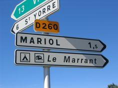 Panneau Mariol - Le Marrant