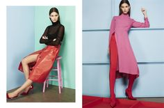 Cover Story | Brave New Wardrobe: How to wear color now | Magazine | NET-A-PORTER.COM
