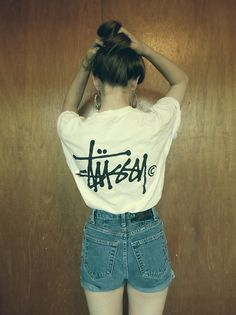 Stussy Over Size T-shirt