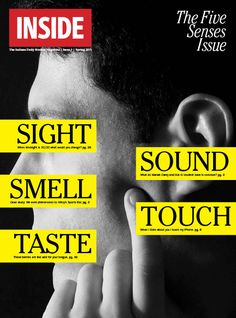 Five Senses is dropping on February 19! Check out our website for all the details: idsnews.com/inside Inside Magazine, Sight & Sound, Check It Out, Student Online, Reading, February 19, Newspaper, Cover Design, Image