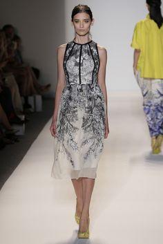 Lela Rose RTW Spring 2013 - Runway, Fashion Week, Reviews and Slideshows - WWD.com