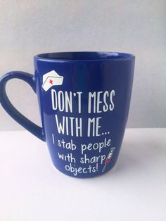 Nursing coffee cup