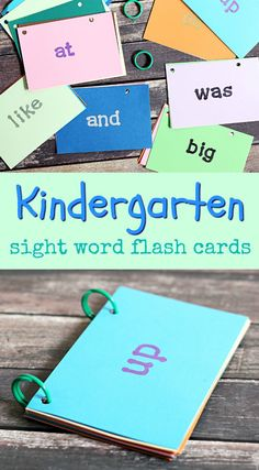 Get Ready for Your Child Kinderzimmer with Sight Word, Flash-Cards-and-H elp Their School with Regan Dies schönste Gemälde pro baby kindergarten. Sight Word Flashcards, Sight Word Activities, Hands On Activities, Preschool Activities, Vocabulary Activities, Printable Flashcards, Preschool Worksheets, Free Printable, Kindergarten Flash Cards