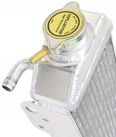 FLUIDYNE POWER-FLO RADIATOR RIGHT (FPS11-7KTM450-R)