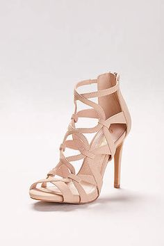 Formal Shoes  amp  Special Occasion Shoes for Women   David s Bridal  Bridesmaids Heels, Special ab34fc59be