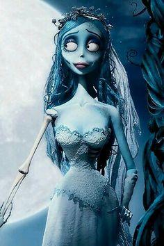 ~ † Helena Bonham Carter As Emily ~Corpse Bride ~†