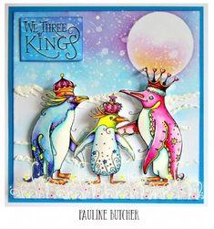 Pink Ink Designs Pink Ink Designs - Clear Stamp - We Three Kings - Pink Ink Design Stamps - Craftasmic We Three Kings, Lavinia Stamps, Ink Stamps, Stamp Making, Animal Cards, Heartfelt Creations, Card Making Inspiration, Hand Illustration, Xmas Cards