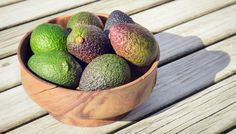 Ausgereift? #avocado #store #howto #simple #trick #healthy #fruit #yum