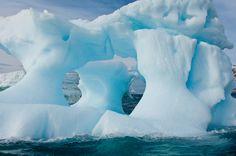 Antatctica Icebergs