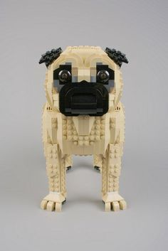 12 Photos of Lego Dogs That Will Make Your Jaw Drop
