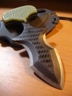 Latest knife design - The Aggressor | Special Circumstances