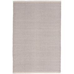 Dash and Albert Rugs Herringbone Hand Woven Grey Area Rug & Reviews | Wayfair Supply 6x9