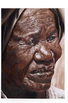 PORTRAITS 2012 by Loyiso Mkize, via Behance