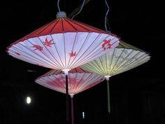 知覧傘提灯