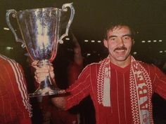 Willie Miller with the ECWC