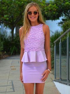 HOT LIST: 10 x de leukste peplum dresses   FASHION   Annicvw.com