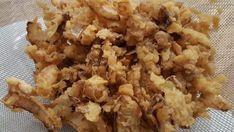Pirított hagyma hús nélküli receptek Hot Dog, Wok, Bacon, Oatmeal, Rice, Breakfast, Ideas, The Oatmeal, Morning Coffee