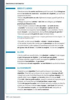 Vocabulaire Progressif du Français : Claire Miquel : Free Download, Borrow, and Streaming : Internet Archive French Phrases, Les Sentiments, Free Download, Learn French, French Language, Internet, Teaching, School, Image