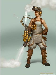 steampunk characters - Pesquisa Google