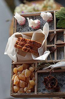 Interesting 'foraged' dessert tray at Fäviken by David Lebovitz, via Flickr