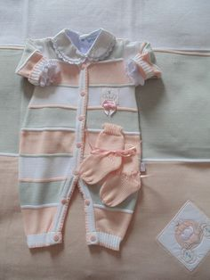 Outfits Niños, Kids Outfits, Baby Outfits Newborn, Baby Boy Outfits, Toddler Fashion, Kids Fashion, Baby Boutique Clothing, Baby Girl Crochet, Little Girl Outfits