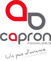 logo Capron podologie