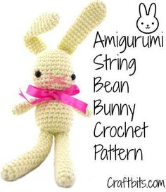 This free crochet pattern shows you how to make a fun little Amigurumi Easter bunny. Instructions use American stitch terms so for Aussies a single crochet (sc) is the same as a double crochet (dc)…