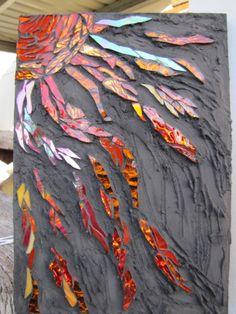 playing  with mosaics   classes on now   katgottke@gmail.com