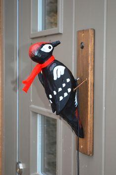 Výsledek obrázku pro knocker woodpecker