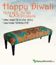 http://www.naturalfurnish.com/product_categories/small-benches  #kilimbench