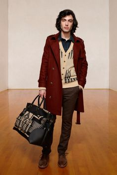 youmightfindyourself: pendleton 'the portland collection' - a/w 2011 men