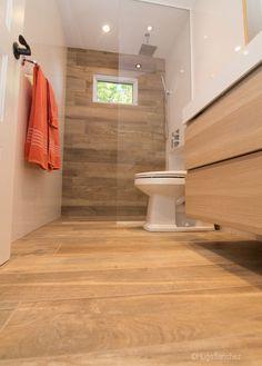 ideas porcelain wood tile bathroom bath for 2019 Steam Showers Bathroom, Wood Bathroom, Bathroom Faucets, Bathroom Ideas, Bathroom Organization, Bathroom Inspiration, Bathroom Cabinets, Glass Showers, Bathroom Mirrors