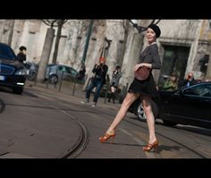 Milan Fashion Fall 2014