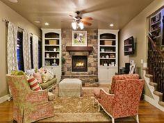 75 Cozy Family Room Decorating Ideas