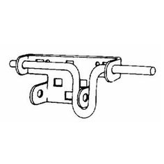 Century Spring Corp Regular Slide Bolt Gd-02 Garage Door Hardware by Century Spring. $7.99. Regular Slide Bolt, Zinc Plated, Helps Protect Valuables In Garage Or Mini-Warehouse, Packed With Bolts & Ferrules. Garage Door Hardware, Home Hardware, Garage Doors, Garage House, Entrance Doors, Building Materials, Gd, Warehouse, Building A House