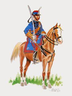Esc. Cazadores de Ceuta. 1892 Cazador gala en Formación Army History, Mexican Spanish, Human Emotions, Empire, Disney Characters, Fictional Characters, War, Pictures, Military Uniforms