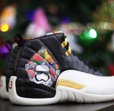 """76bc4036264 Sneaker News   Release Dates on Instagram  """". A closer look at the Air  Jordan Retro 12 """"CNY"""" with detached satin underlay 🔥🔥🔥 - 📸   gc911 -  Cop🔥 Or ..."""