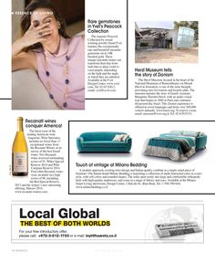 Essence magazine, sofa and sofa bed Charles, design Roberto de Lorenzo