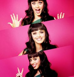 May or may not have a little girl crush on Katy Perry....o well!