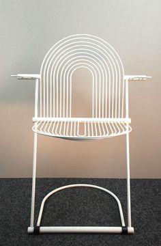 Jutta und Herbert Ohl 'Swing', Armchair image 3