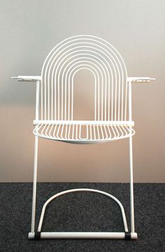 Jutta und Herbert Ohl 'Swing', Armchair | From a unique collection of antique and modern armchairs at http://www.1stdibs.com/furniture/seating/armchairs/